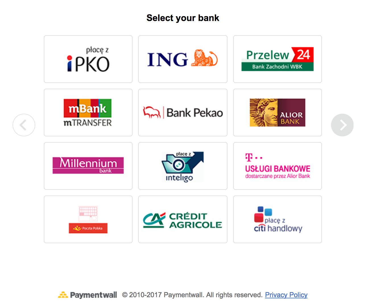 German Bank Account Info: Bank Transfer Poland