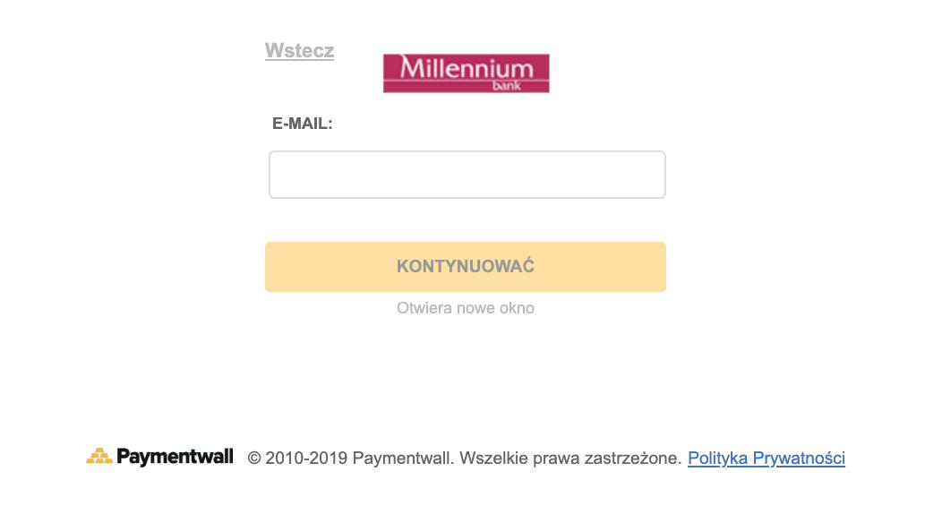 Przelewy24 preset