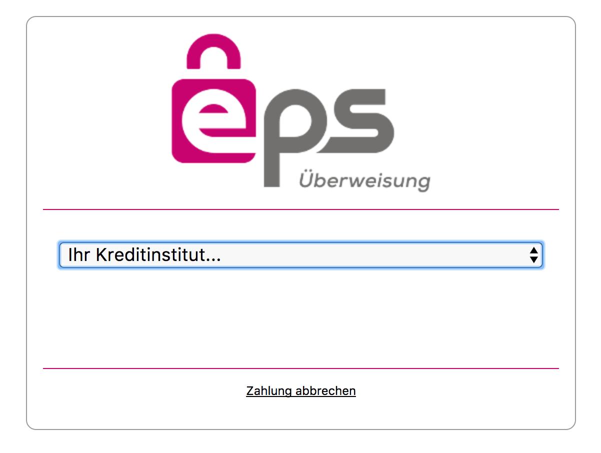 EPS select bank