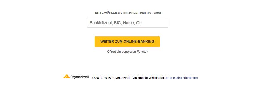 Giropay Banken