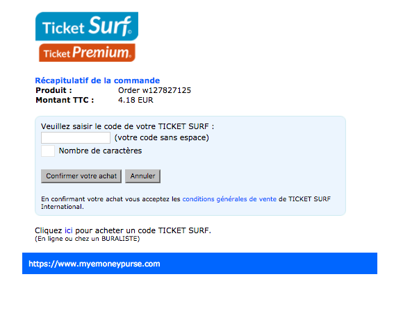 Ticket Premium preset