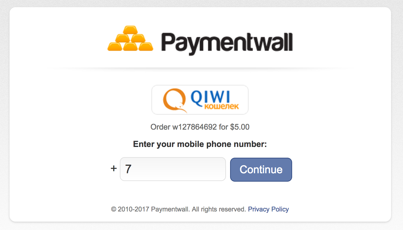 How to open a QIWI wallet